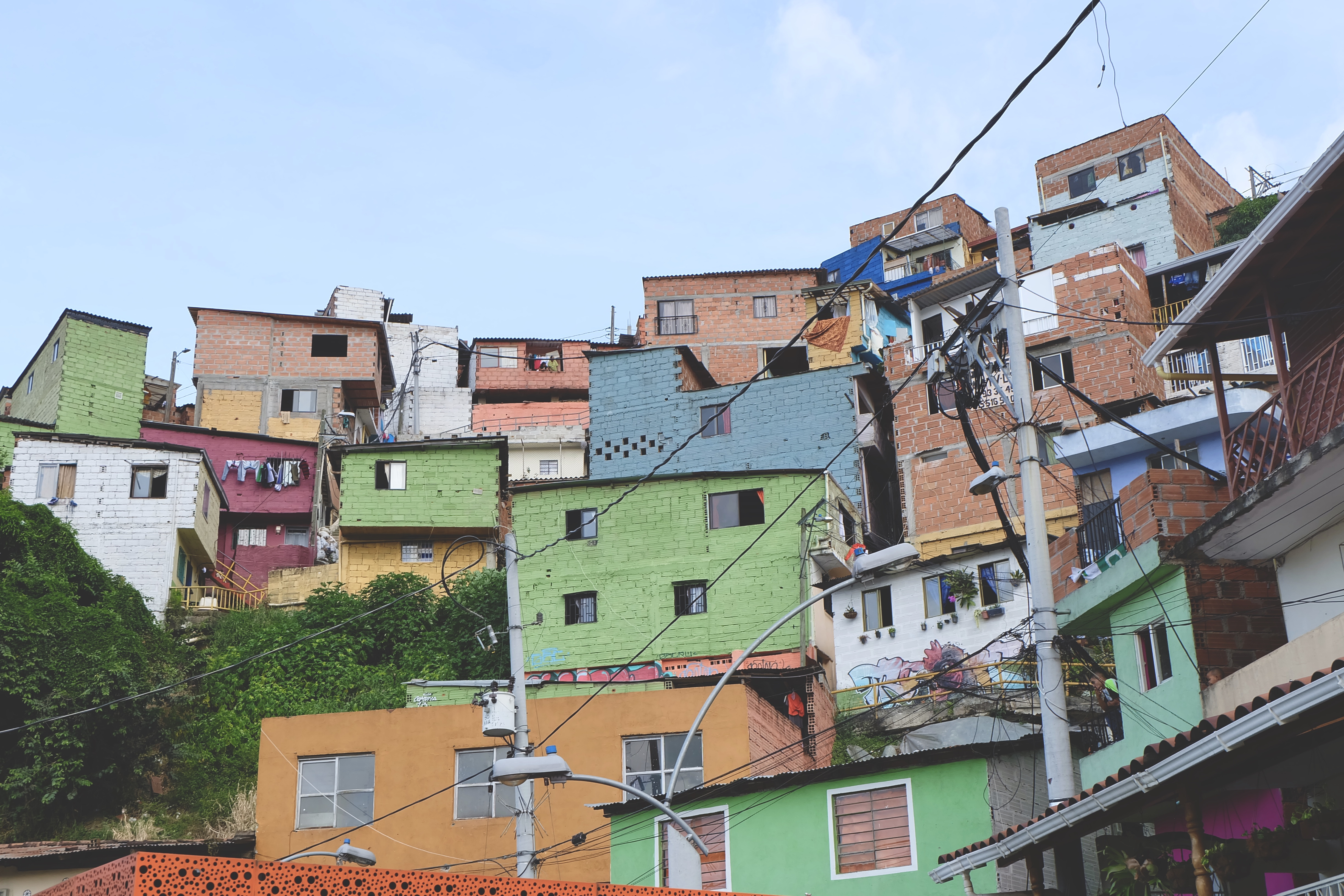 Photo Journal: Comuna 13, Medellin